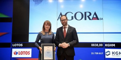 Agora makes its debut in the prestigious RESPECT Index