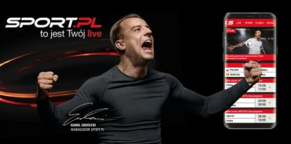 """Sport.pl is your live"" - Kamil Grosicki in the Sport.pl mundial campaign"