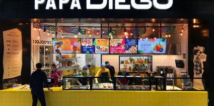 Papa Diego invites guests of Libero Katowice to a Mexican feast