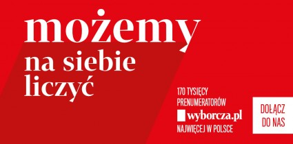 Gazeta Wyborcza with over 170 thousand digital subscriptions