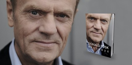"The premiere of ""Szczerze"" - the book by Donald Tusk"