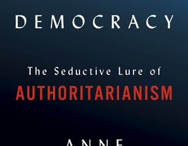 Agora Publishing House as the Polish publisher of the newest book by Anne Applebaum