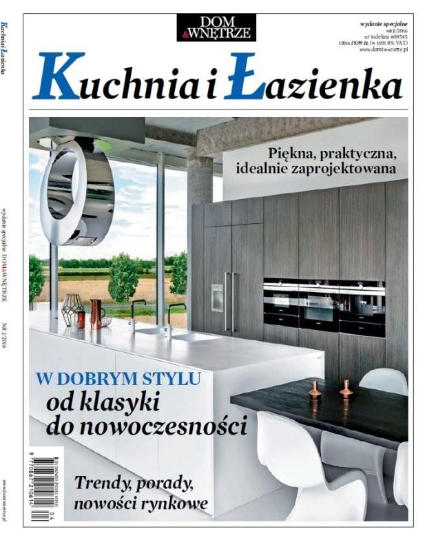 Kuchnia I łazienka Specjalne Wydanie Miesięcznika