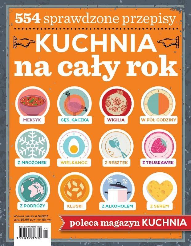 Premiera Specjalnego Wydania Kuchnia Na Cały Rok Agora